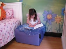 SNooZA in a kids bedroom - multi functional