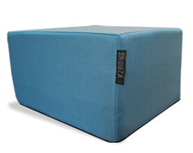Image of Snooza - sleeper couch alternative guest bed