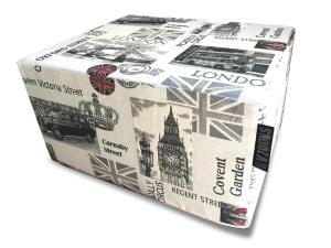 Custom made london theme SNooZA