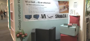 SNooZA has success at Homemakers Expo 2016