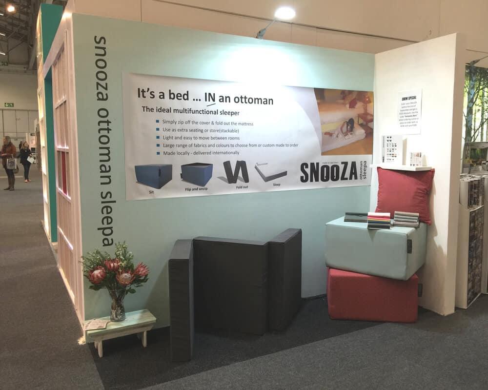 SNooZA has success at Homemakers Expo 2016
